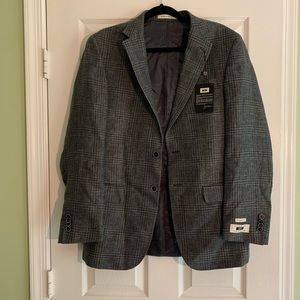 NWT Lined, tailored fit sports coat
